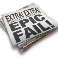 5 recruiter mega-fails that will cost you money. And your job.