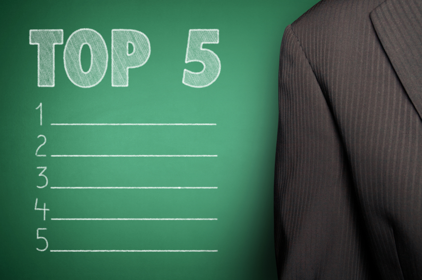 Five recruiter 'must haves' (Infographic)